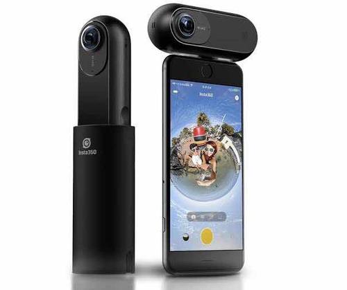 câmera insta360 one - produto no brasil e lacrado