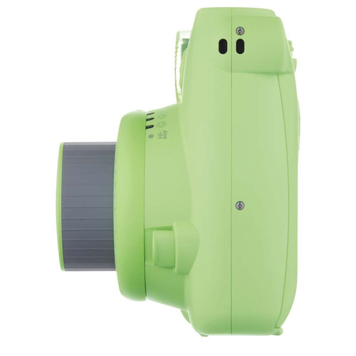 câmera instantânea fujifilm instax mini 9 - verde