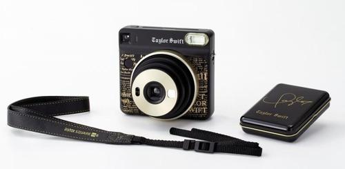 câmera instantânea fujifilm instax square sq6