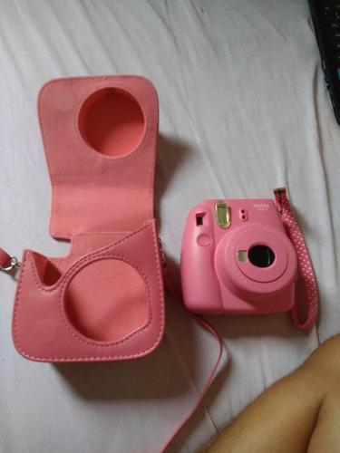 câmera instantânea instax mini 9