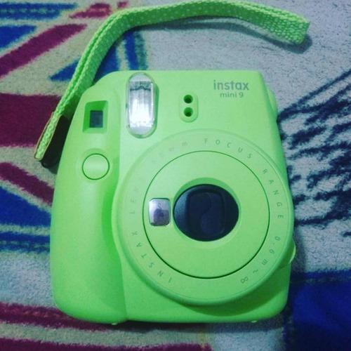 câmera instax mini 9