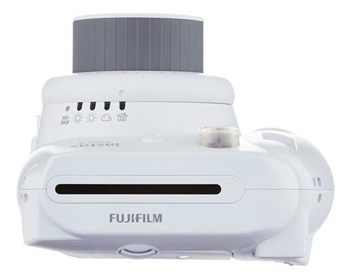 câmera instax mini 9 branco gelo