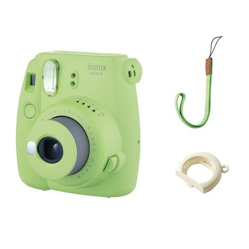 câmera instax mini 9 fujifilm instaxmini9 branco gelo