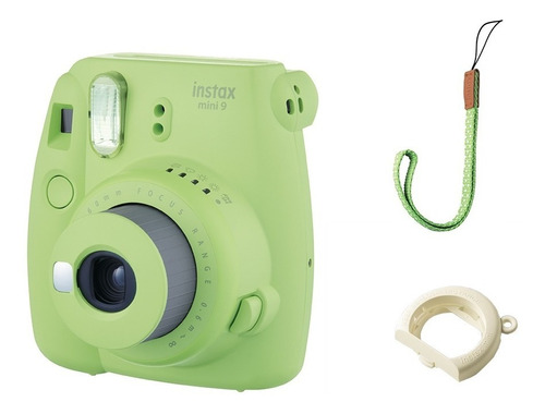 câmera instax mini 9 fujifilm instaxmini9 rosa flamingo