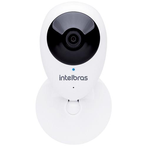 câmera intelbras audio