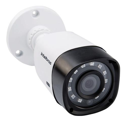câmera intelbras bullet full hd 1080p 2mp vhd 1220b g4 3.6mm