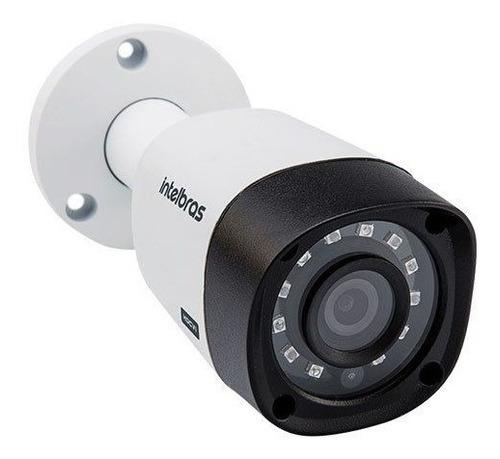 câmera intelbras bullet vhd 3130b g3 3,6mm 30m 720p multi hd
