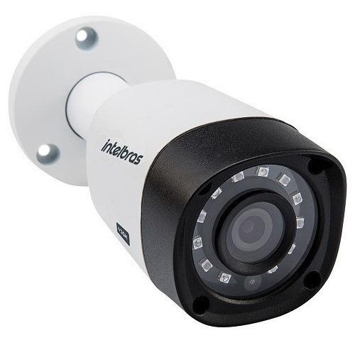 câmera intelbras hdcvi 720p 10mts mult hd 1010b 3,6mm g3