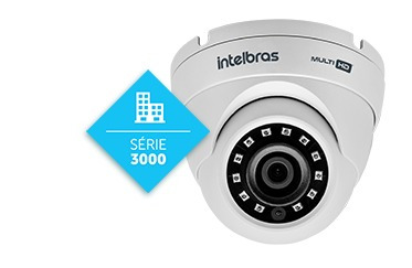 câmera intelbras hdcvi vhd 3220d full hd 1080p 2,8 mm g4