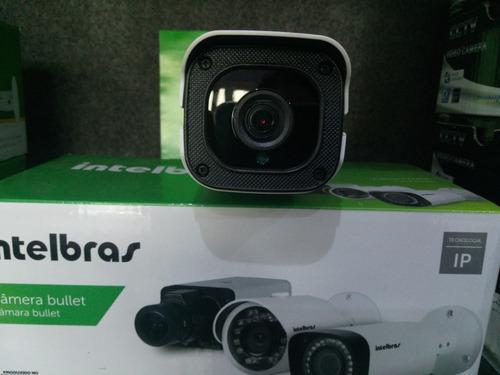câmera intelbras ip mini bullet modelo vip 1020 b nova