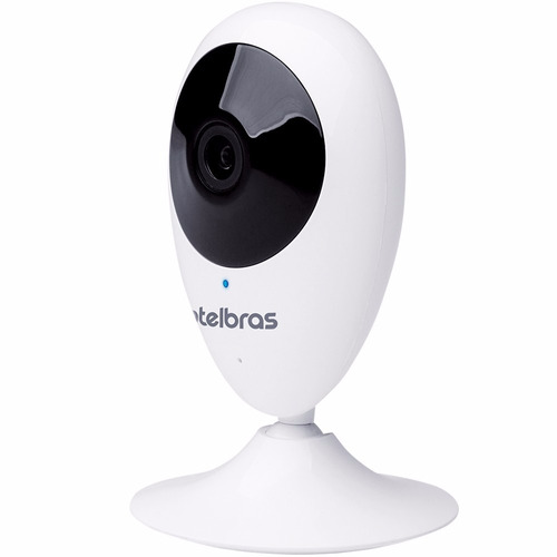 câmera intelbras mibo wifi hd 720p ic3 micro-sd nota fiscal