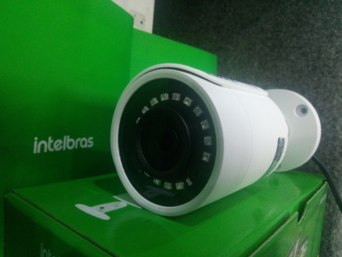 câmera intelbras vhd 3130 b g3 multi hd serie3000 nova
