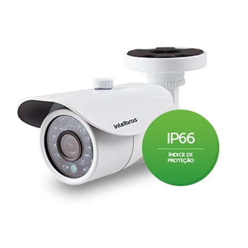 câmera intelbras vm 3120 ir g4 1000 linhas ahd 2,8mm full
