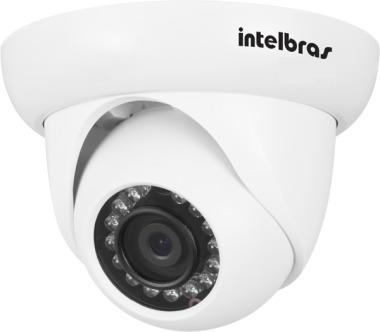 câmera ip 3.0 megapixels 2,8mm infra 20m vip s4320 intelbras