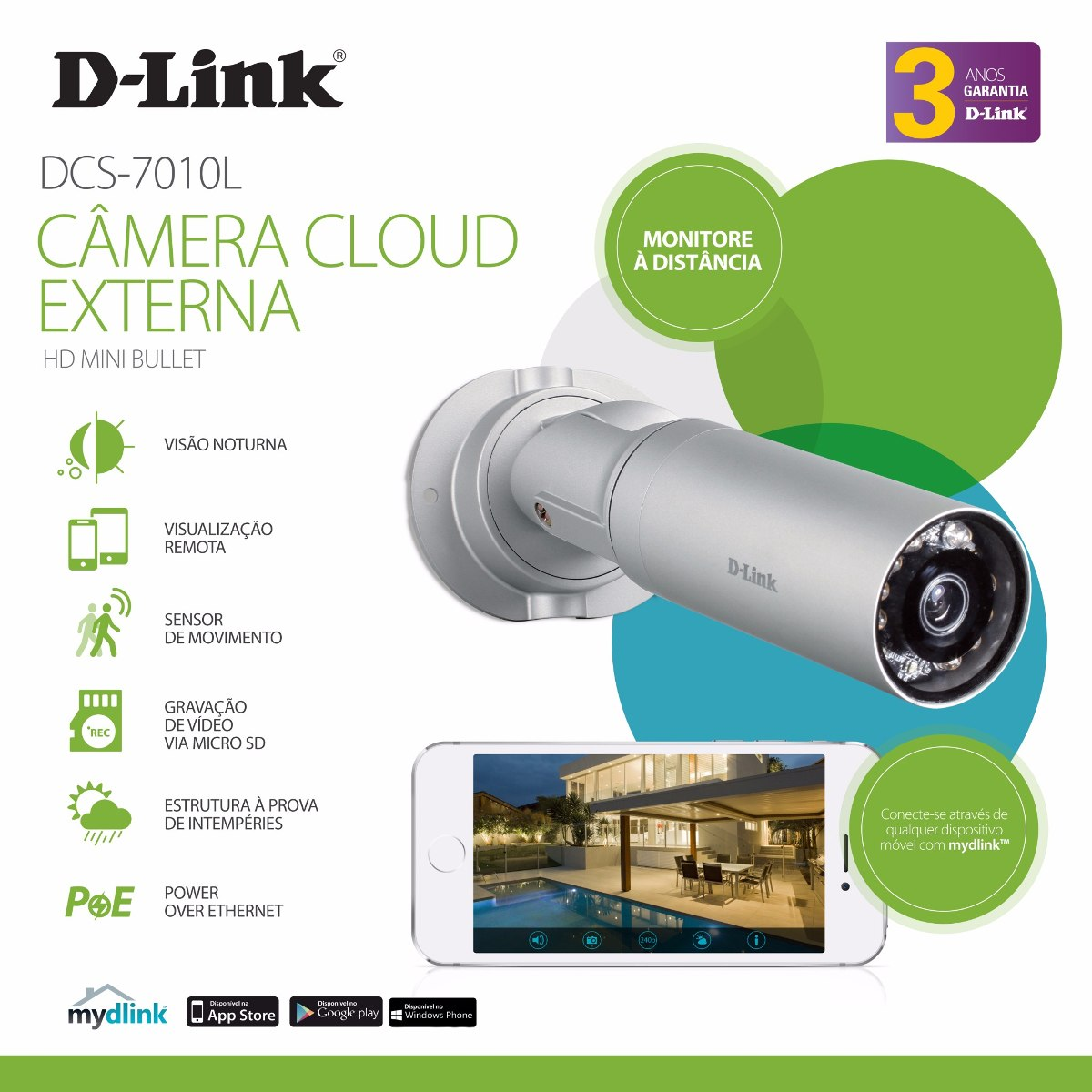 D-Link DCS-7010L Camera Windows 8