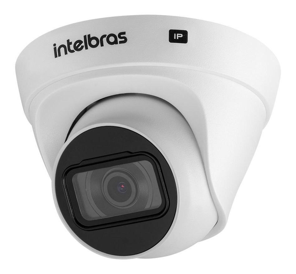 Câmera Ip Dome Poe Intelbras Vip 1020d G2 2,8mm - R$ 252