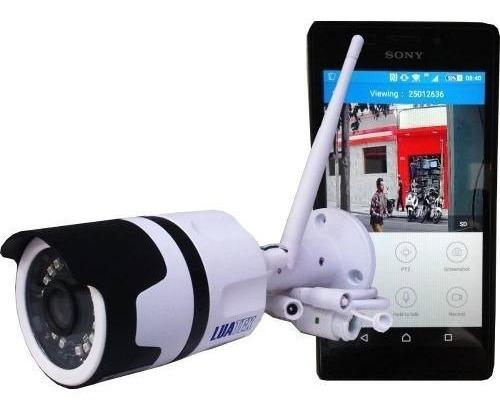 câmera ip wifi onvif wireless 1080p  2.0 ir 2.8mm+cartão32gb