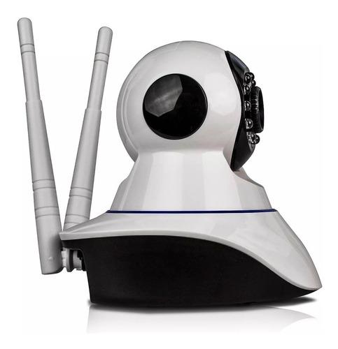 câmera ip wifi segurança hd wireless p2p visão noturna áudio