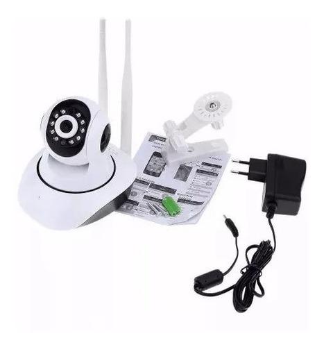 câmera ip wireless segurança e vigilância s fio