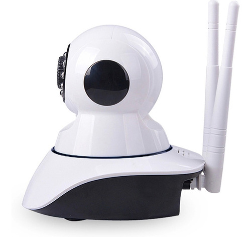 câmera ip wireless visão noturna android celular wifi hd 720