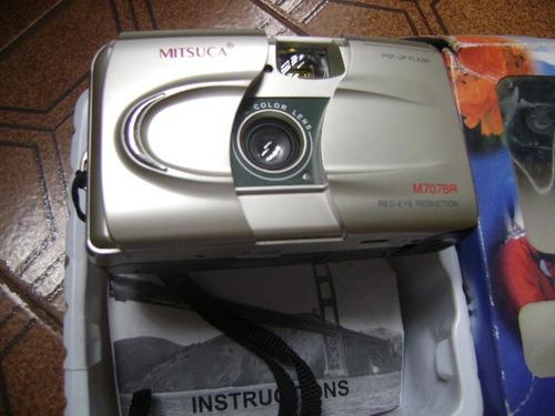 câmera mitsuca