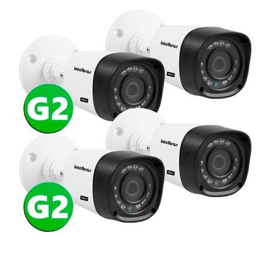 câmera multi-hd vhd1120b infra 20mt intelbras