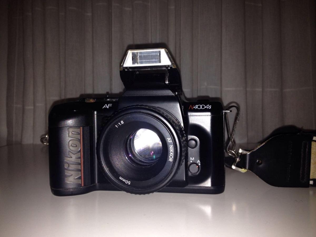 2ec2d3ec9b6 Cãmera Nikon 4004 S - R$ 490,00 em Mercado Livre