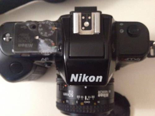 cãmera nikon 4004 s