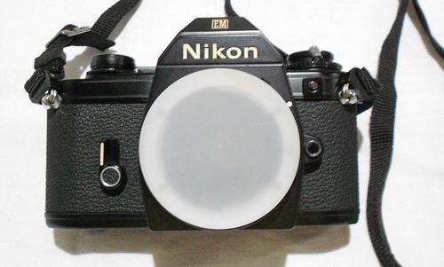 câmera nikon analógica