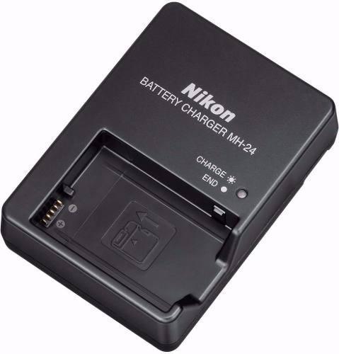 câmera nikon d5100 + lente 18-55mm + carregador e bateria
