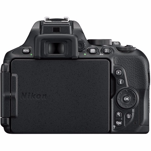 câmera nikon d5600 24.2mpixels  obj 18-55mm