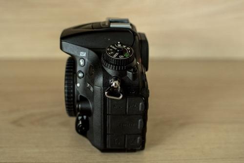 câmera nikon d7100 (corpo)