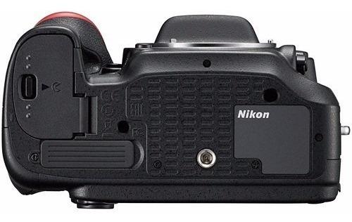 câmera nikon d7200 24.2 mp wi-fi (somente corpo) 12x s/juros