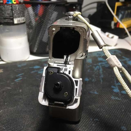 câmera nikon nuvis s analógica