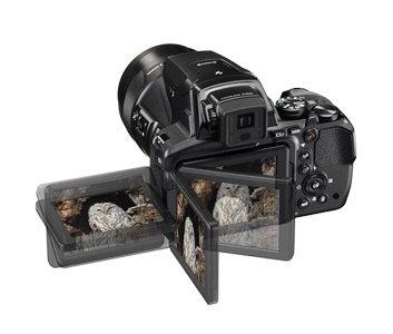 câmera nikon p900 super zoom