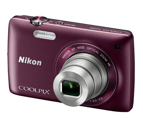 câmera nikon s4300 16 mp-completa