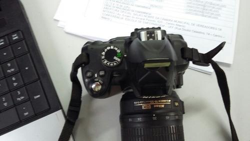 câmera nikon semi