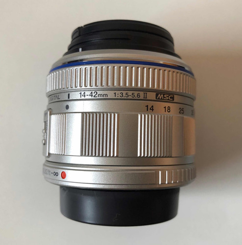 câmera opympus pen e- pl 2/ lente 14-42 mm