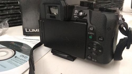 câmera panasonic lumix dmc-g7