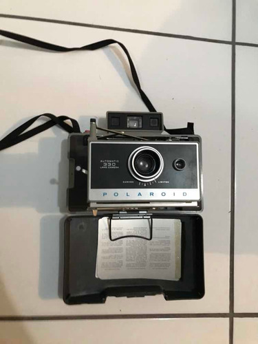 câmera polaroid 330
