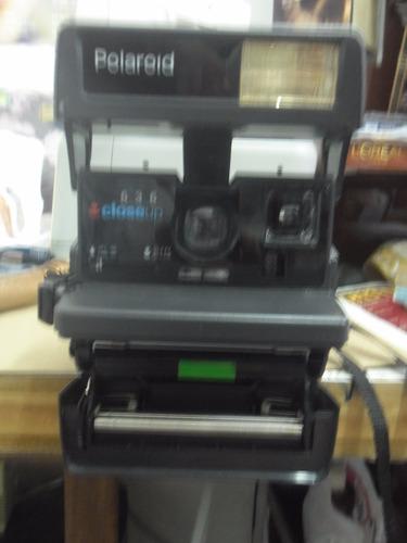 câmera polaroid 636