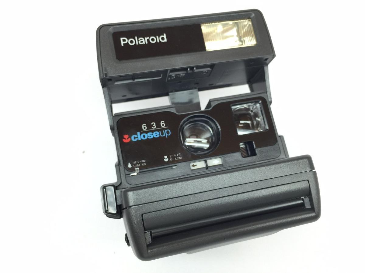 897fa85c91f0d câmera polaroid 636 close up. Carregando zoom.