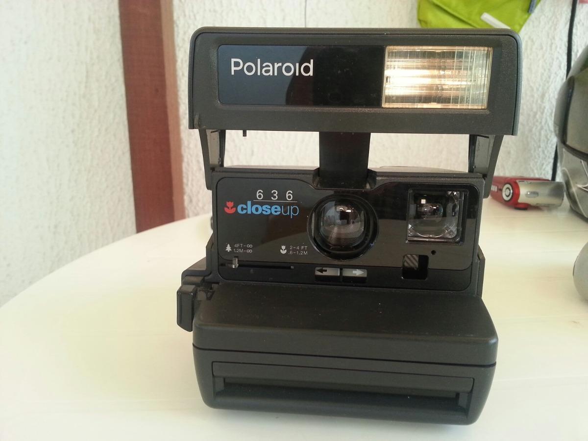 8119781bfa057 câmera polaroid 636 closeup. Carregando zoom.