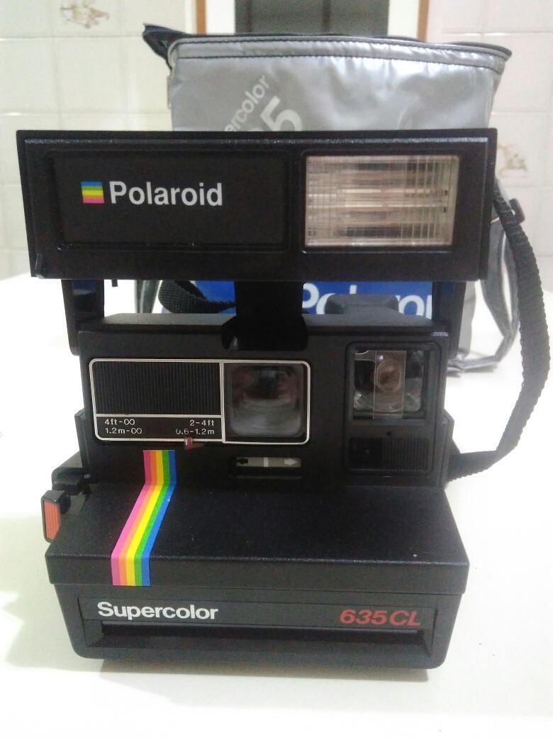cfcc8372c855c câmera polaroid. Carregando zoom.