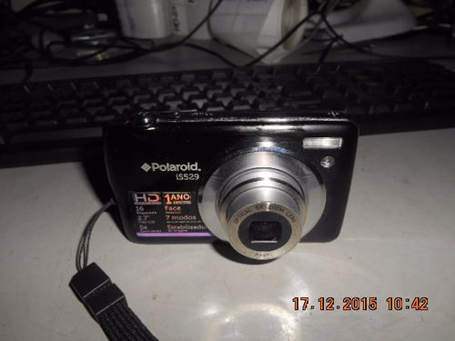 Câmera Polaroid Is529 16mp 5x Zoom (761) - R  50,00 em Mercado Livre 33a3f5d6b6