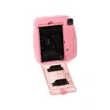 câmera polaroide instax mini rosa frete grátis sedex