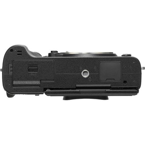 câmera profissional fujifilm xt2 somente corpo preto