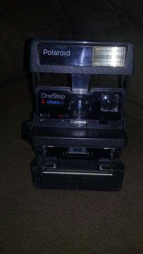 câmera relíquia polaroid