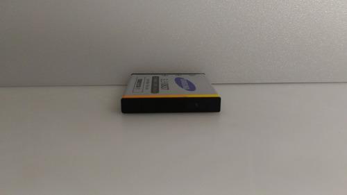 câmera samsung bateria
