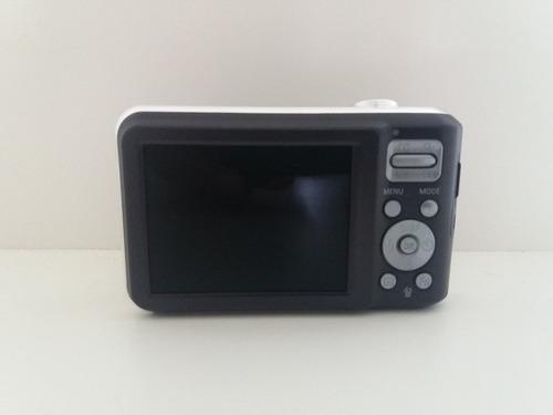 câmera samsung es70,nova, preta